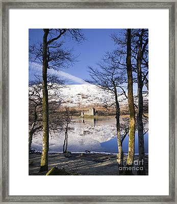 Kilchurn Castle Scotland Framed Print
