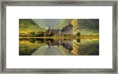 Kilchurn Framed Print