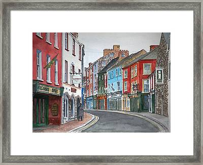Kilkenny Ireland Framed Print by Anthony Butera