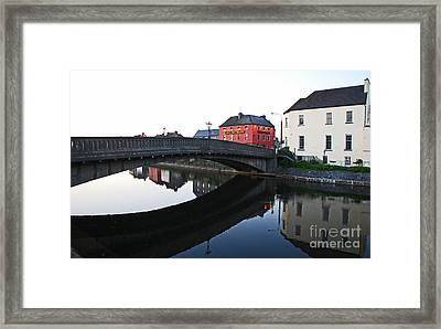 Framed Print featuring the photograph Kilkenny by Mary Carol Story