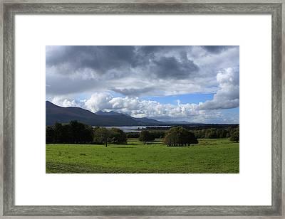 Killarney National Park Framed Print by Aidan Moran