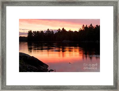 Killarney Sunrise Framed Print