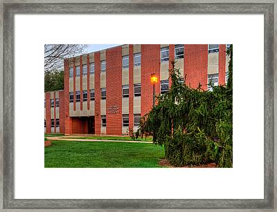 Killian Education And Psychology Building Framed Print