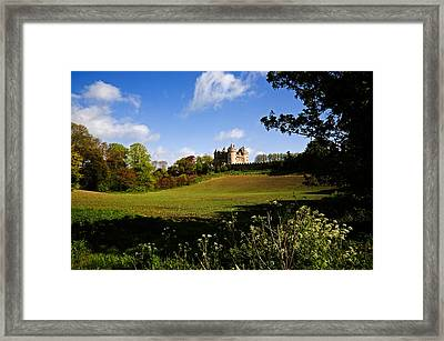 Killyleagh Castle, Co Down, Ireland Framed Print by Panoramic Images