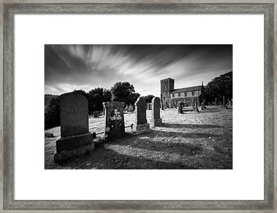 Kilmartin Parish Church Framed Print