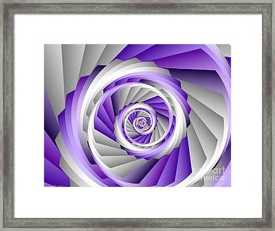 Kination 3 Framed Print