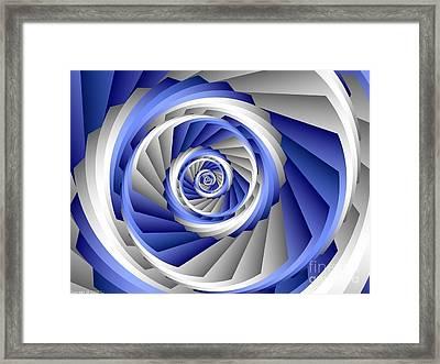 Kination  4 Framed Print