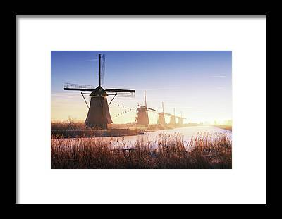 Holland Framed Prints