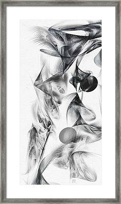 Kinetic 1 Framed Print