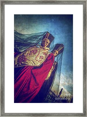 King And Queen Of Venice Framed Print by Danilo Piccioni