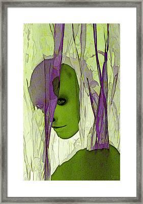 King Entombed Framed Print by Matt Lindley