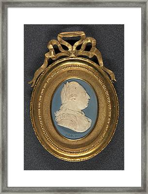 King George IIi Geo Framed Print by Litz Collection