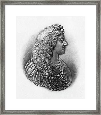 King James II Of England (1633-1701) Framed Print