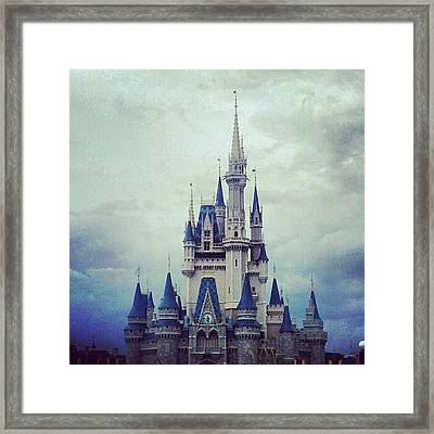 Kingdom Magic.   Framed Print by Jill Tuinier