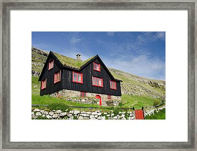 Kingdom Of Denmark, Faroe Islands (aka Framed Print