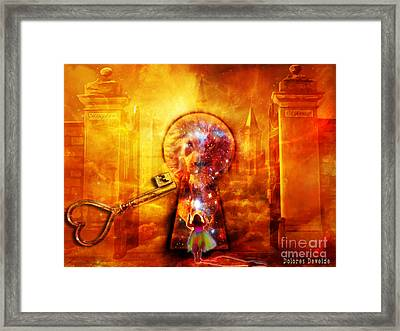 Kingdom Of Heaven Framed Print