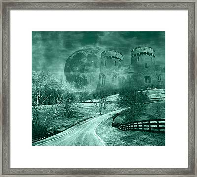 Kingdom Of Oz Framed Print by Betsy Knapp