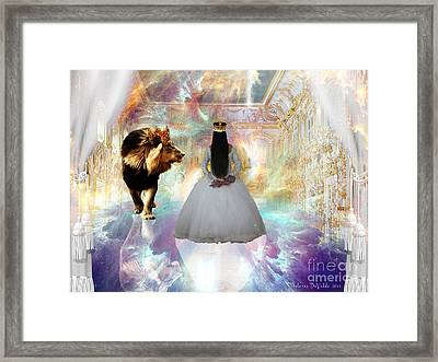 Kingdom Seer  Framed Print