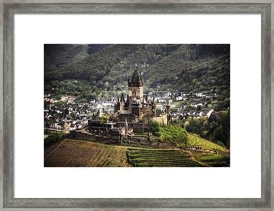 Kings Castle Framed Print by Ryan Wyckoff