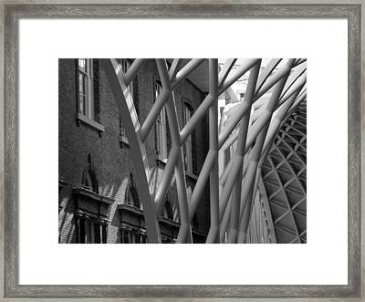 King's Cross Concourse Framed Print