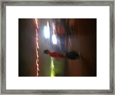 Kings Dominion - Halloween - 121229 Framed Print by DC Photographer