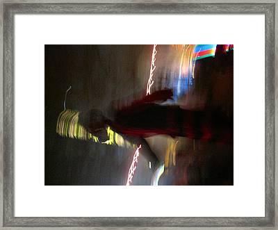 Kings Dominion - Halloween - 121230 Framed Print by DC Photographer