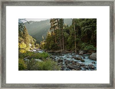 Kings River 1-7824 Framed Print