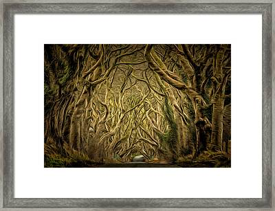 Kings Road Framed Print