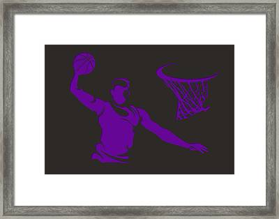 Kings Shadow Player1 Framed Print