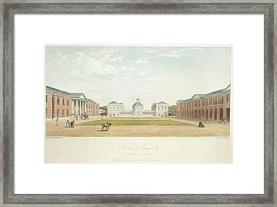 King's Square Framed Print by British Library