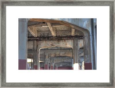 Kingshighway Bridge Framed Print