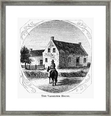 Kingston Legislature, 1778 Framed Print