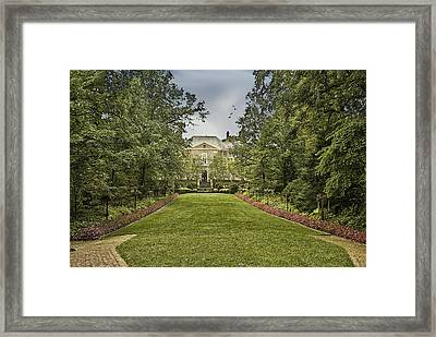 Kingwood Center Framed Print by Mary Timman