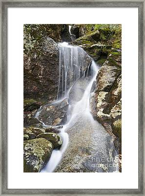 Kinsman Notch - Woodstock New Hampshire Usa  Framed Print by Erin Paul Donovan