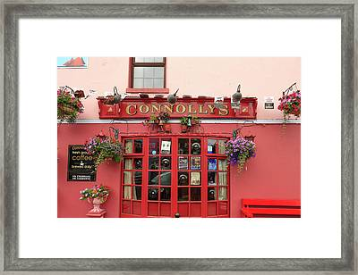 Kinvarra, County Galway, Ireland Framed Print by Tom Norring