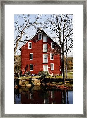 Kirby's Mill II Framed Print