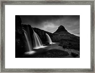 Kirkjufell Iceland Framed Print