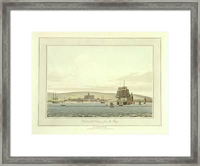 Kirkwall In Orkney Framed Print