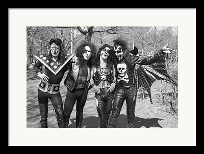 Bands Photographs Framed Prints