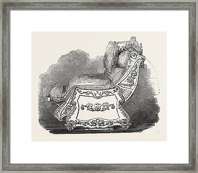 Kissell, Of Bordeaux Framed Print by French School