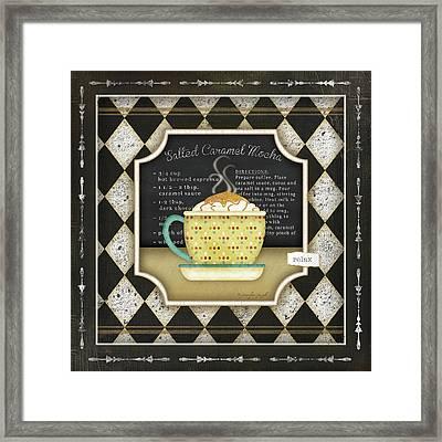 Kitchen Cuisine Coffeei Framed Print