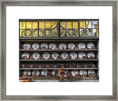 Kitchenware Framed Print by Svetlana Sewell