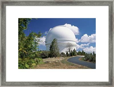 Kitt Peak National Observatory Framed Print