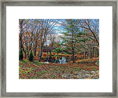 Kittery Maine Framed Print