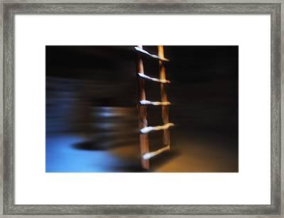 Kiva Framed Print