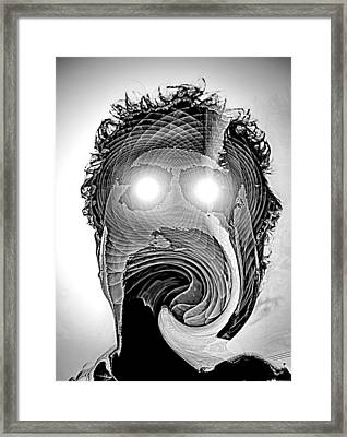 Klatu Framed Print by Beto Machado