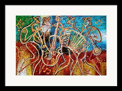 Orthodox Rabbi Framed Prints