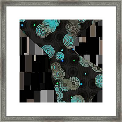Klimtolli - 12 Framed Print by Variance Collections