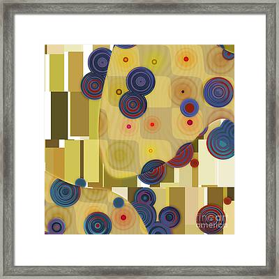 Klimtolli - 22 Framed Print by Variance Collections