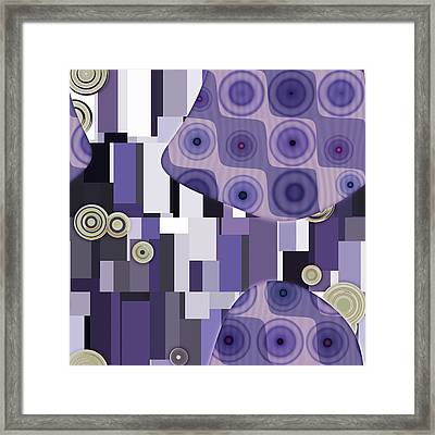 Klimtolli - 28 Framed Print by Variance Collections